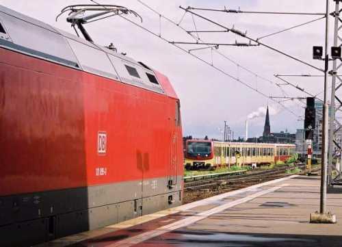 Berlin ost bahnhoff for Berlin to dresden train