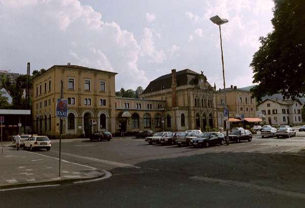 Station Neustadt Weinstrasse